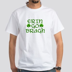 ERIN GO BRAGH White T-Shirt
