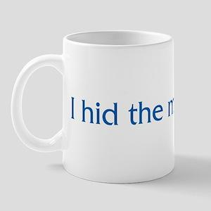 I Hid The Matzah Mug