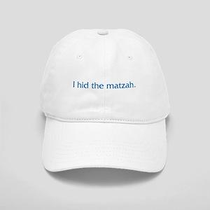 I Hid The Matzah Cap