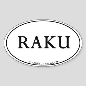 Raku Pottery sticker