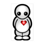 Lonely Boy Sticker (Rectangle)
