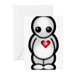 Lonely Boy Greeting Cards (Pk of 10)