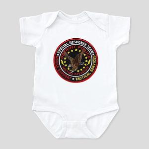 Detroit Police SRT Infant Bodysuit