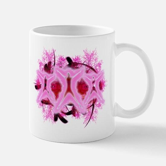Cute Magenta Mug