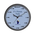 Wishful Thinking Clock