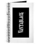 Vantablack Logo Journal