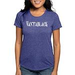 Vantablack Logo Womens Tri-blend T-Shirt