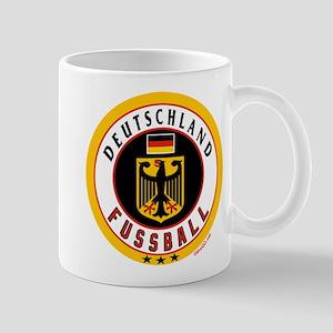 Germany Soccer/Deutschland Fussball Mug