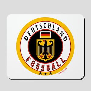 Germany Soccer/Deutschland Fussball Mousepad