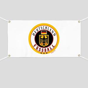 Germany Soccer/Deutschland Fussball Banner
