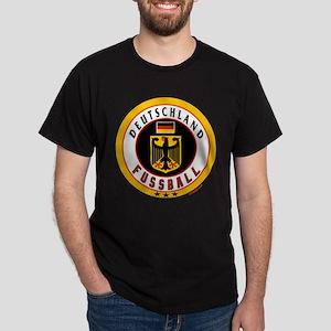 Germany Soccer/Deutschland Fussball Dark T-Shirt