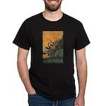 """""""A New Dawn"""" Tree Octopus Dark T-Shirt"""