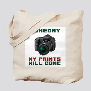 SMILE I'VE GOT YOUR PHOTO Tote Bag