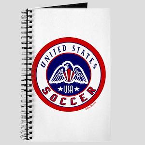 USA United States Soccer Journal