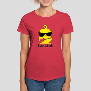 Rock Chick Women's Dark T-Shirt