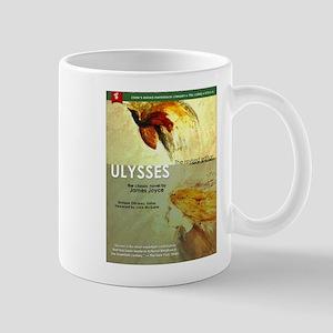 book joyce ulysses Mugs