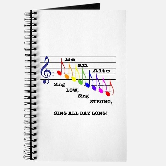 Be an Alto Journal