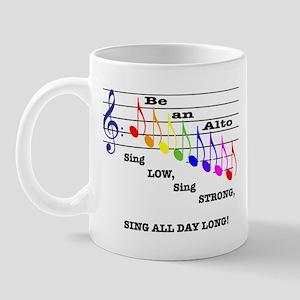 Be an Alto Mug