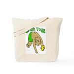 Irish Yoga Tote Bag