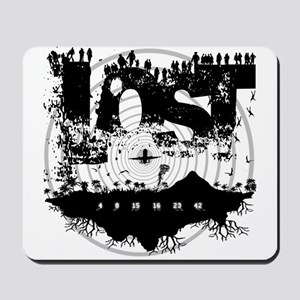 Lost Island Mousepad