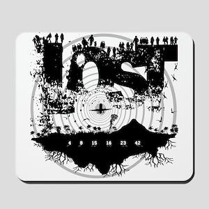 Lost Island Mousepad