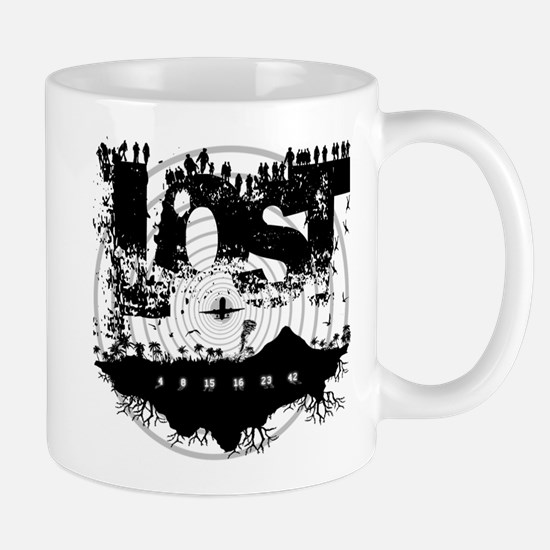 Lost Island Mug