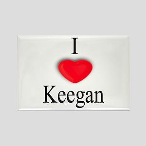 Keegan Rectangle Magnet