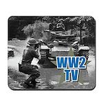 Ww2tv Logo Mousepad