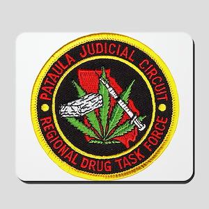 Pataula Drug Task Force Mousepad