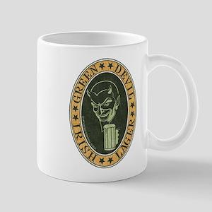 Green Devil Lager Mug