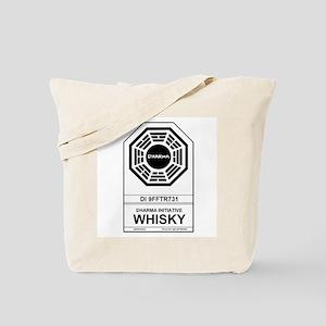 Dharma Whisky Tote Bag