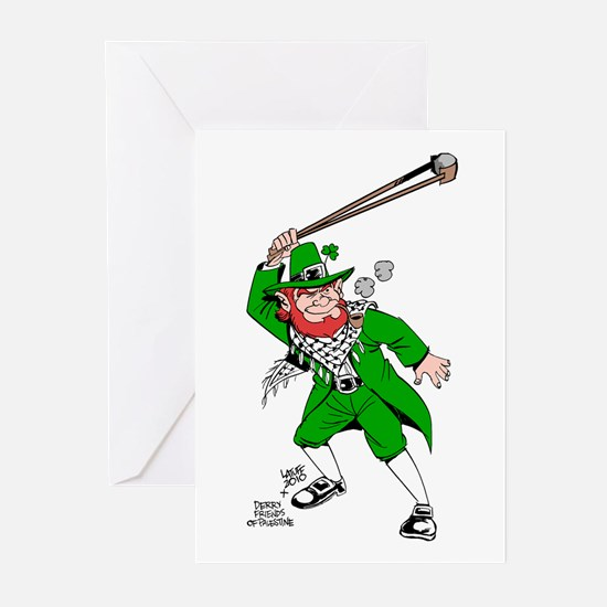 Funny Anti israel Greeting Cards (Pk of 20)