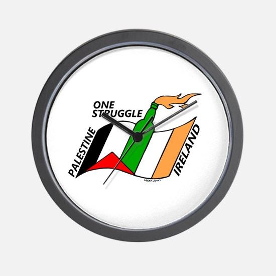 Unique Anti israel Wall Clock