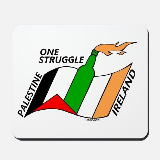Mousepad Ireland & Palestine