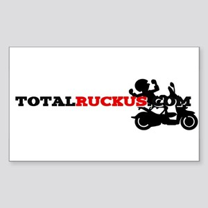 TotalRuckus Decal