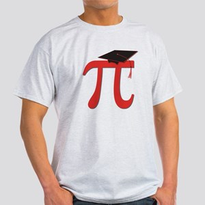 Red Pi Grad Light T-Shirt