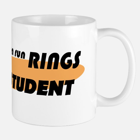 ADHD Kid Runs Rings Mug