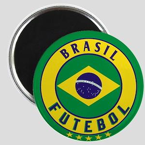 Brasil Futebol/Brazil Soccer Magnet
