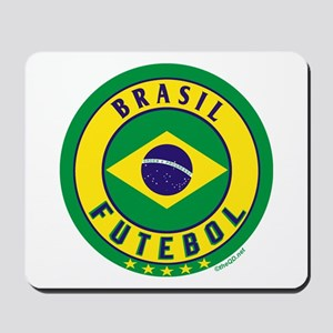 Brasil Futebol/Brazil Soccer Mousepad