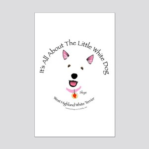 Custom - Skye Mini Poster Print