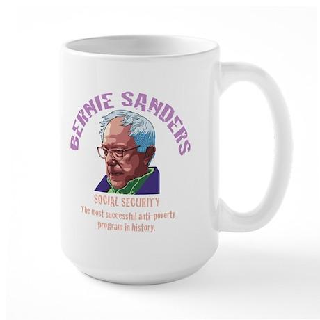 Bernie Sanders -SSI Large Mug