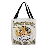 New Tiger PNG Polyester Tote Bag