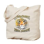 New Tiger PNG Tote Bag