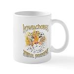 New Tiger PNG Mugs