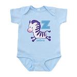 Baby Zebra Infant Bodysuit