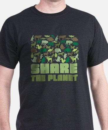 Share The Planet T-Shirt