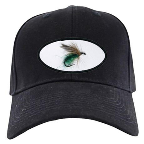 Cowdung Wet Fly Black Cap