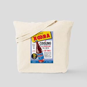 $19.99 Serve KoobaCola! Tote Bag