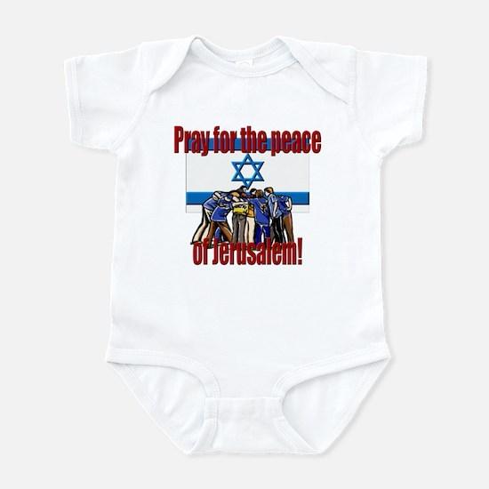 Peace of Jerusalem! Infant Creeper