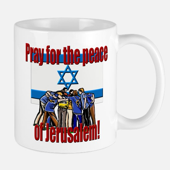 Peace of Jerusalem! Mug